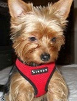 XS Puppia Dog Harness Mesh -Several Colors For 2-3 lb Dog 11